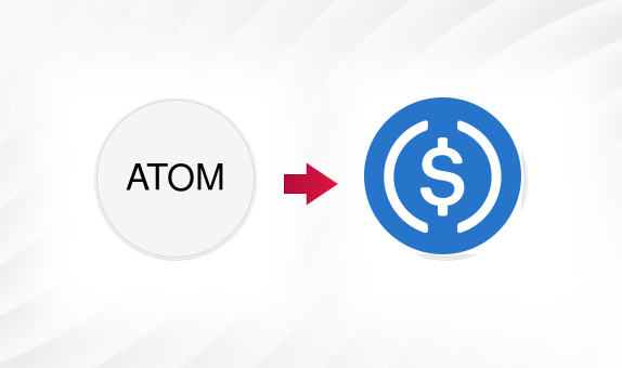 ATOM to USDC png Convert