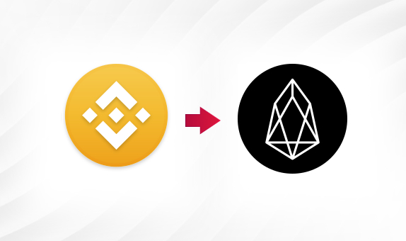 BNB to EOS png Convert