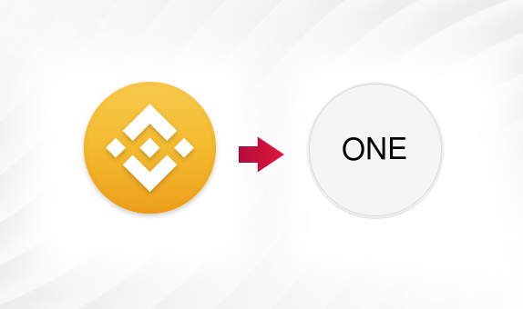 BNB to ONE png Convert