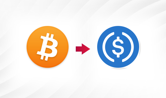 BTC to USDC png Convert