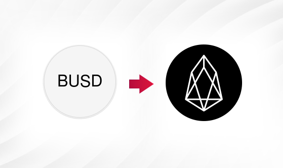 BUSD to EOS png Convert