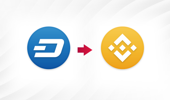 DASH to BNB png Convert