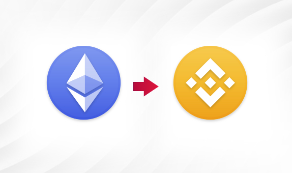ETH to BNB png Convert