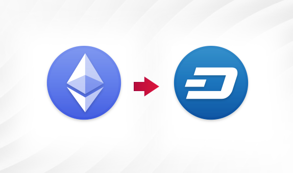 ETH to DASH png Convert