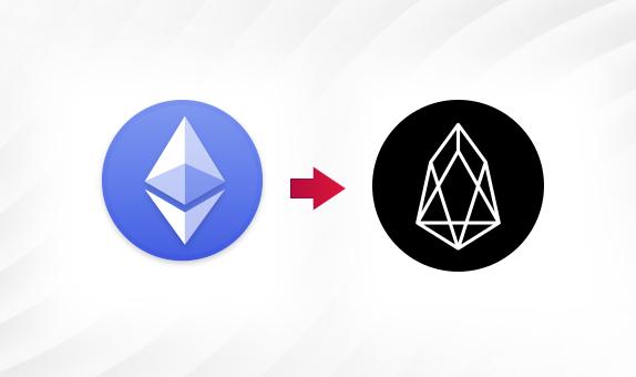 ETH to EOS png Convert
