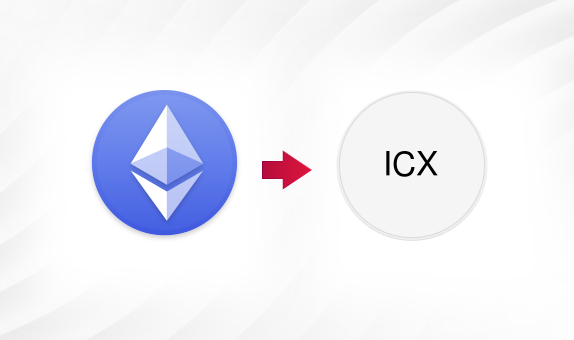 ETH to ICX png Convert