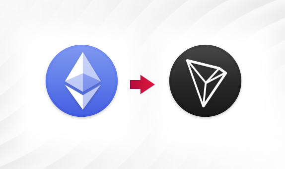 ETH to TRX png Convert