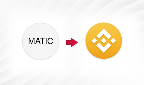 MATIC to BNB png Convert
