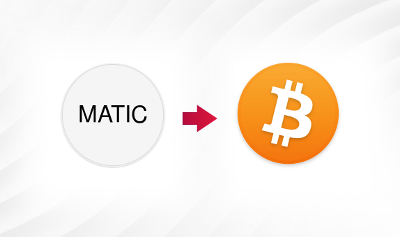 MATIC to BTC png Convert