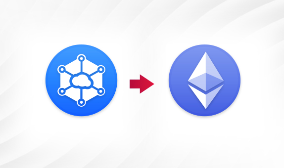 STORJ to ETH png Convert