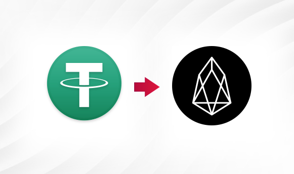 USDT to EOS png Convert