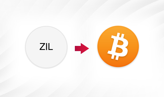 ZIL to BTC png Convert